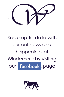 """Keep up to date with current news and happening at Windemere by visiting our Facebook page"
