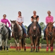 Erin, Brianna, Alicia, & Ellen - Rodeo Girls